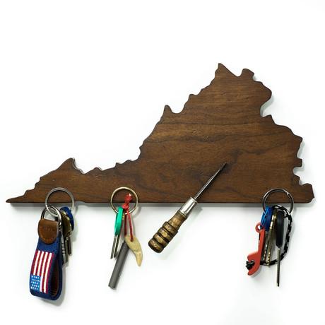 Virginia Magnetic Key Holder