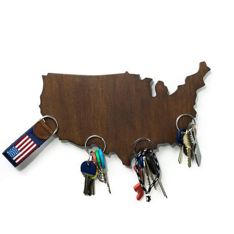 USA Magnetic Key Holder