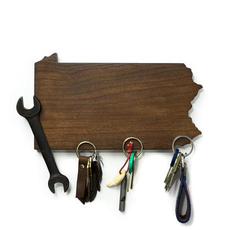 Pennsylvania Magnetic Key Holder