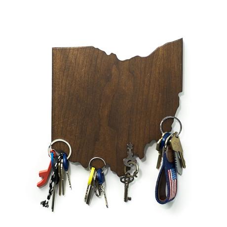 Ohio Magnetic Key Holder