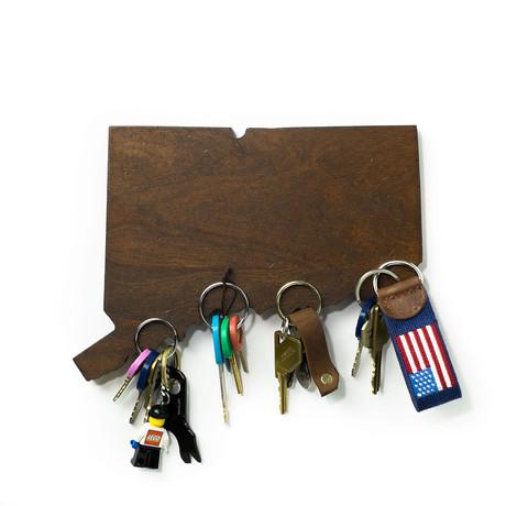 Connecticut Magnetic Key Holder