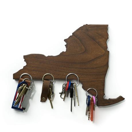 New York Magnetic Key Holder
