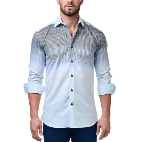 Luxor Dress Shirt // Blue (S)