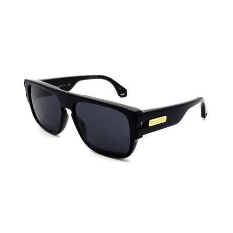Men's GG0664S-001 Sunglasses // Black
