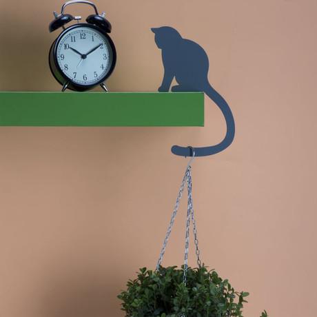 Precious' Tail // Cat Balance Hanger // Set of 2