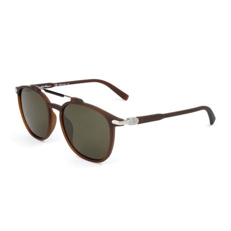 Men's SF893S Sunglasses // Matte Brown