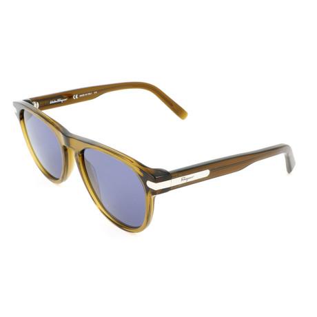Men's SF916S Sunglasses // Khaki