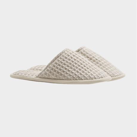 Casamera Slippers // Oatmeal (S)