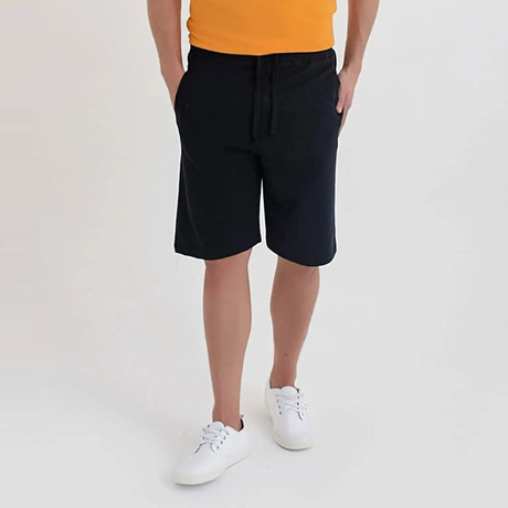 Lexington Short // Black (XS)