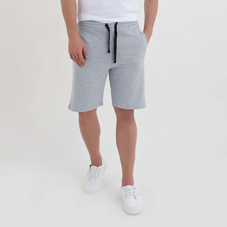 Lexington Short // Gray (XS)