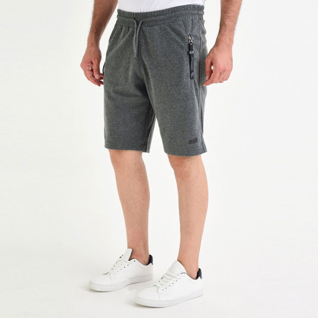 Baxer Short // Anthracite (XS)