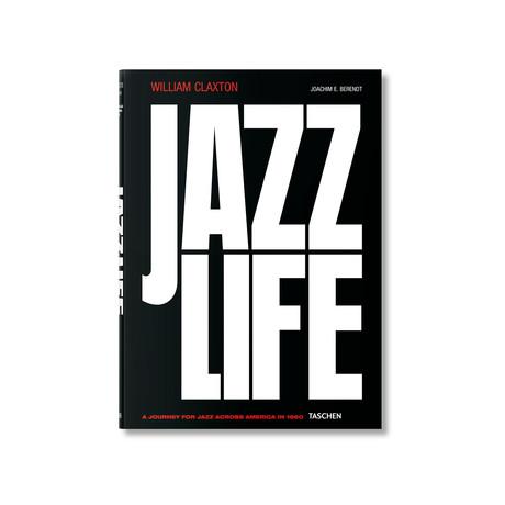 William Claxton // Jazzlife