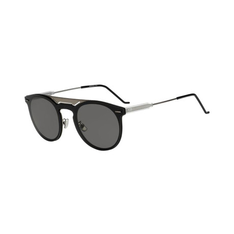 Men's 211 Sunglasses // Black + Gray