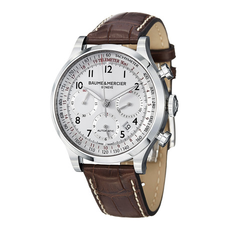 Baume & Mercier Capeland Chronograph Automatic // 10082 // New