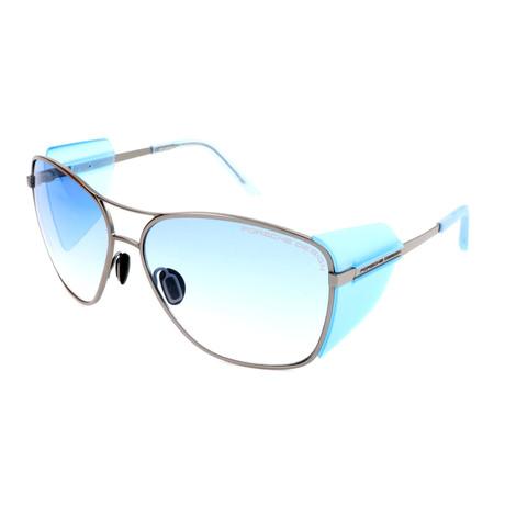 Women's P8600 Sunglasses // Blue