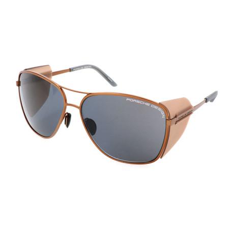 Women's P8600 Sunglasses // Copper