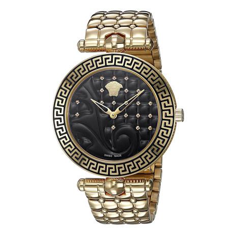 Versace Ladies Vanitas Quartz // VK7250015 // New