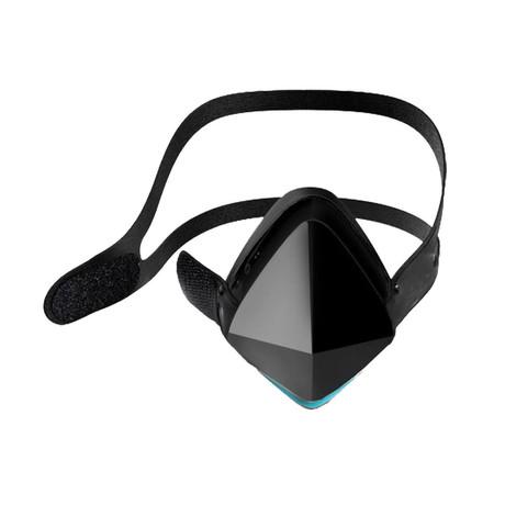 LED Fan Motor Mask (Black)