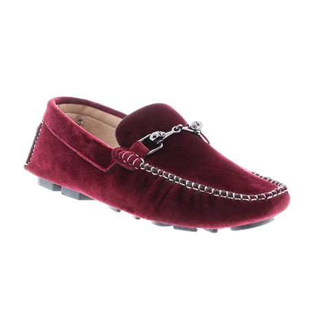 Morisot Loafers // Wine (US: 8)