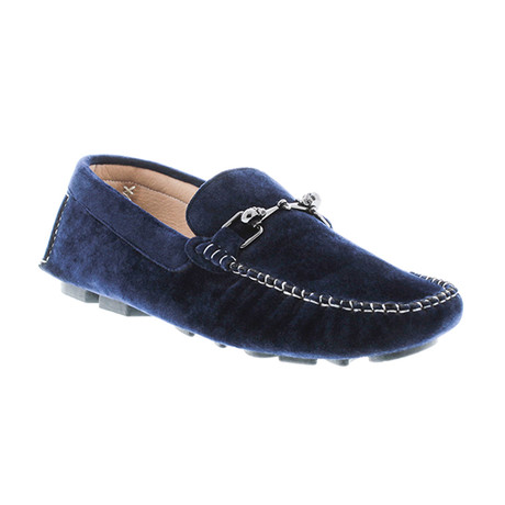 Morisot Loafers // Navy (US: 8)