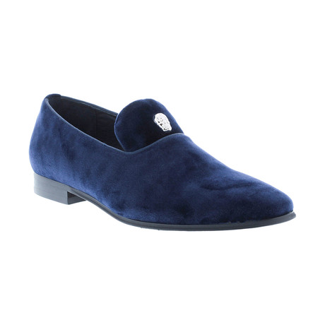 Courbet Loafers // Navy (US: 8)