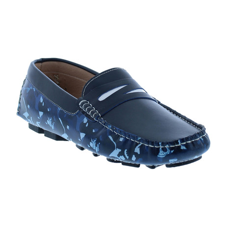 Realist Loafers // Navy (US: 8)