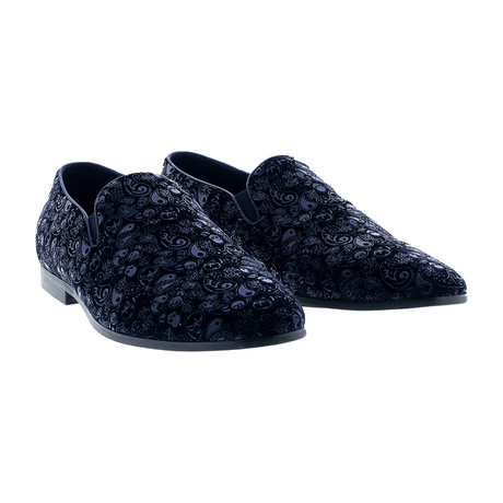 Rodin Loafers // Navy (US: 8)