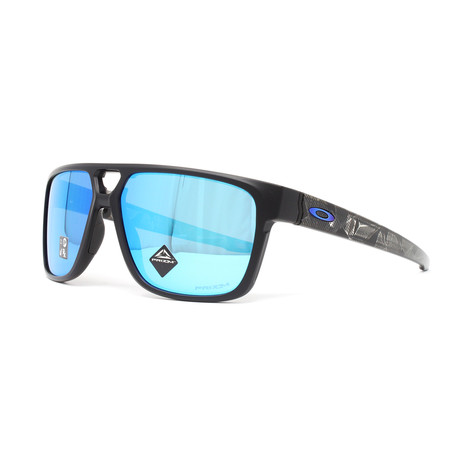 Men's Crossrange Patch OO9382 Sunglasses // Matte Black Prismatic