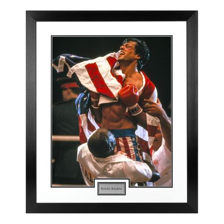 Sylvester Stallone // Rocky Balboa