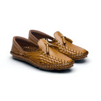 Chief Leather Sandals // Natural (US: 8)