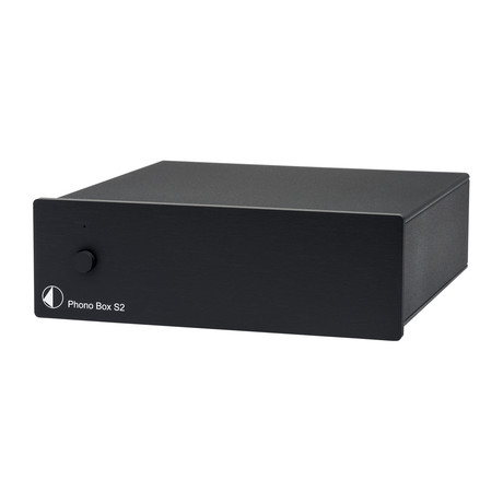 Phono Box S2 (Black)