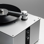 VC-S2 ALU Record Cleaner // Silver