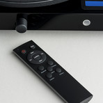 Juke Box E Turntable (Gloss Black)