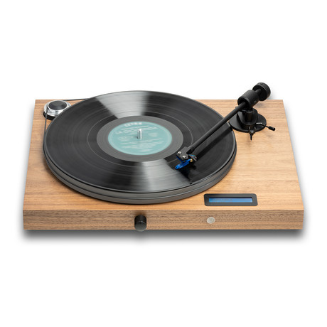 Juke Box S2 Turntable (Eucalyptus)