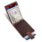 1.S Wallet // Texas Brown