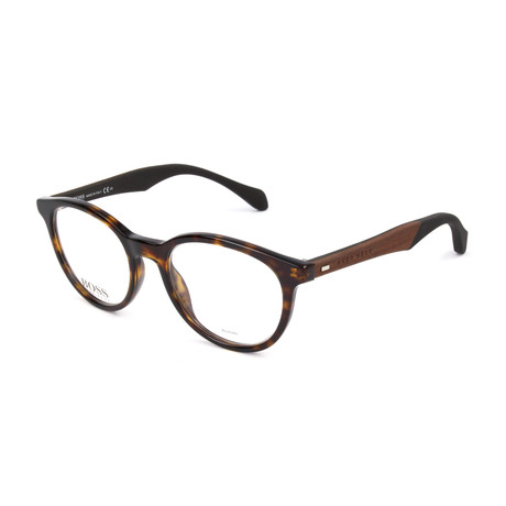 Men's 0778 Optical Frames // Dark Havana