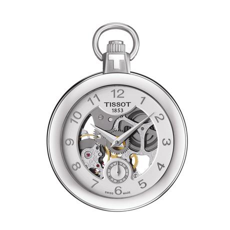 Tissot Pocket Manual Wind // T8534051941200
