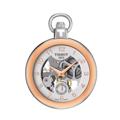 Tissot Pocket Manual Wind // T8534052941201