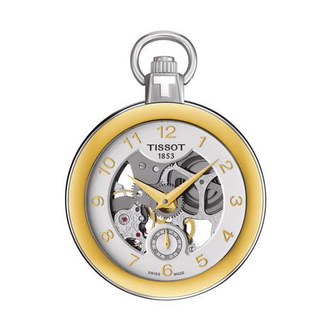 Tissot Pocket Manual Wind // T8534052941200