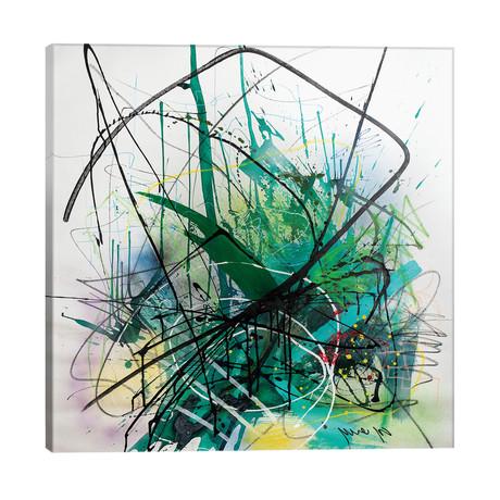 Green Field // Yossef Ben-Sason