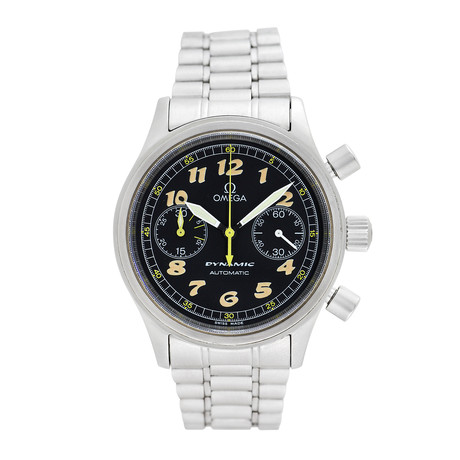 Omega Dynamic Chronograph Automatic // 5240.5 // Pre-Owned