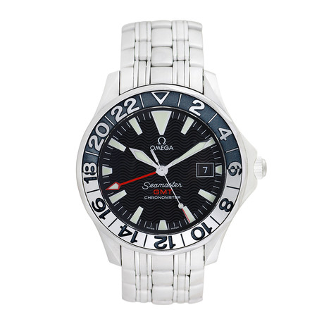 Omega Seamaster GMT Automatic // Pre-Owned