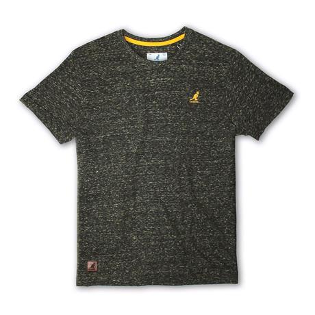 Tri Blend Short Sleeve T // Mustard (S)