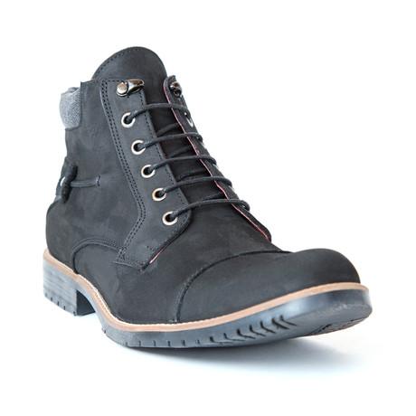 Taburello Boot // Black (Euro: 37)