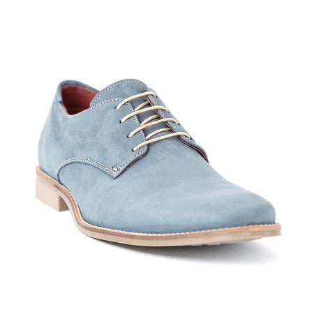 Nobuck Shoe // Gray (Euro: 37)