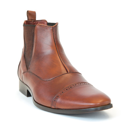 Santino Boot // Brown (Euro: 37)