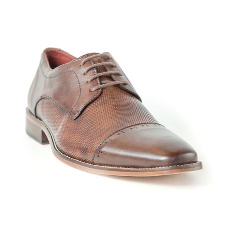 Brucciato Shoe // Brown (Euro: 37)