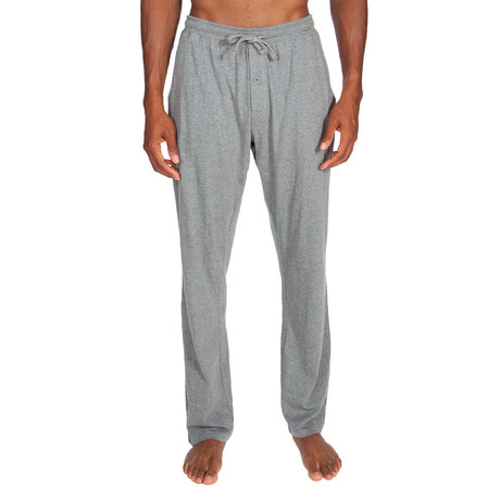 Lightweight Relaxed Fix Lounge Pant // Light Gray (S)