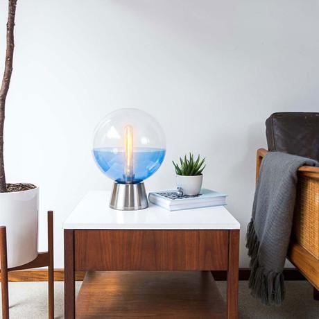 Surfrider Table Lamp (Ocean Blue)