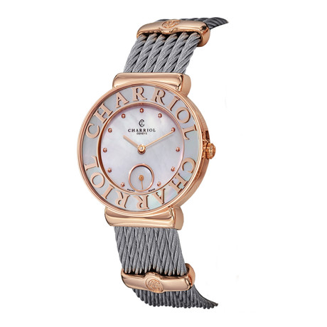 Charriol Ladies St. Tropez Quartz // ST30PC.560.020
